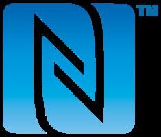 N-Mark-Logo als Kennzeichnung NFC-zertifizierter Gerät